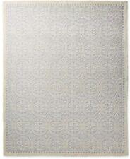 Safavieh Handmade Cambridge Myrtis Moroccan Wool Rug / Grey-Blue / 300x300cm