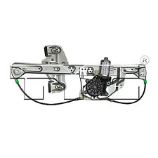 Power Window Motor and Regulator Assembly Rear Right fits 00-05 Cadillac DeVille