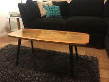 Elm Rectangle Vintage/Retro Coffee Tables