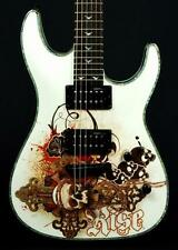 New! Dean Vendetta Resurrection Electric Guitar - Custom Graphics