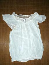 Zara Damenblusen, - tops & -shirts mit Rundhals-Ausschnitt für die Freizeit