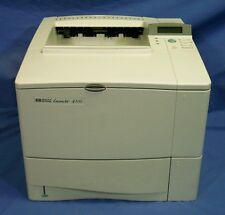 HP Laserjet 4100 New Toner 128MB 25PPM Network Laser Printer 4000 4050 4200