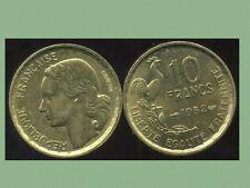 10  francs  GUIRAUD    1952  SUP