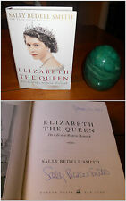 SIGNED & DATED ~ Elizabeth the Queen by Sally Bedell Smith ~ 1st/1st Edt Bio