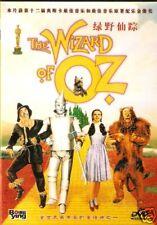 The Wizard of Oz DVD 1939 NEW R0 Judy Garland Oscar