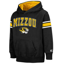 (Boys Youth Kids Age 7) Missouri Tigers Mizzou MU Throwback Pullover Hoodie
