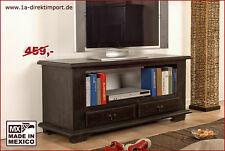 TV - & HiFi-Tische im Kolonialstil aus Massivholz