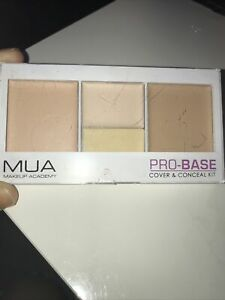 MUA Pro Base Cover & Conceal Kit - Shell - 12.7g