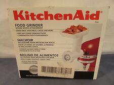 Fga KitchenAid Food Grinder Stand Mixer Attachment