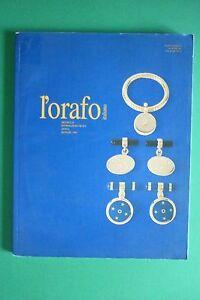 L'Orfebrería Italiano N.1/1996 Hombre Mensile Por Información Orfebrería