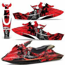 Decal Graphic Wrap Kit Jet Ski Jetski Bombardier Parts Sea-Doo GSX 96-99 REAP R