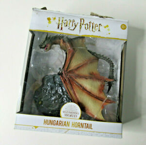 (Damaged Box) Harry Potter Goblet of Fire Hungarian Horntail Wing Dragon Figure
