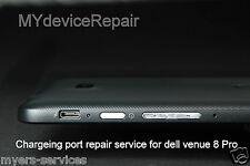 DELL Venue Pro 8  5830 Micro usb charging port replacment service