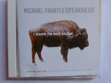 Michael Franti & Spearhead - I Know I'm Not Alone - Limited CD single -FREE POST