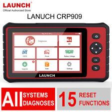 Launch X431 CRP909 Full System OBD2 Scanner DPF EPB Oil Reset Diagnostic Tool