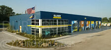Durobeam Steel 100x252x20 Metal Clear Span I Beam Buildings Made To Order Direct