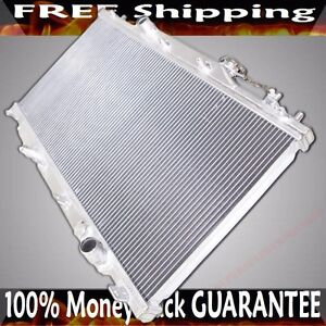 """Dual Core Performance Radiator fits 02-06 Acura RSX K20 DC5 MT 2 Rows 2"""""""