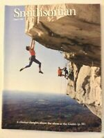 Smithsonian Magazine Abyss At The Gunks August 1996 060619nonrh
