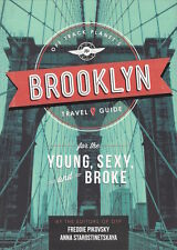 Off Track Planet's Brooklyn Travel Guide (USA) *FREE SHIPPING - NEW*