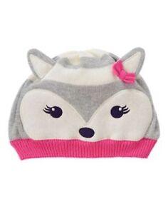 NWT Gymboree Fair Isle Flurry Husky Sweater Beanie Hat Girls M L