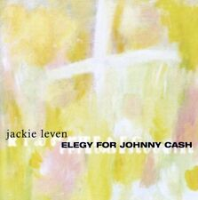 Leven Jackie - Elegy For Johnny Cash [CD]