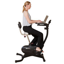 Desk Exercise Bike - Ergonomic - Stand Up Desk - Spin Bike - Healthy - Fitness