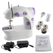 Mini Sewing Machine Portable Clothes Stitch Electric Travel Handheld Hand Held