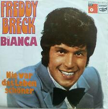 """7"""" 1973 KULT IN MINT- ! FREDDY BRECK : Bianca"""