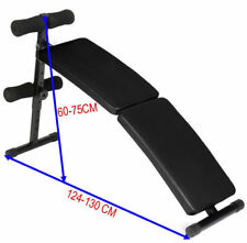 Adjustable & Compact Foldable Sturdy Sit-Up Exercise Bench, 3-Years Warranty