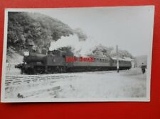 PHOTO  GWR CLASS 14XX LOCO NO 1455 ON A SCS SPECIAL