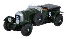 Oxford Diecast Bentley Blower Le Mans 1930 No.9 Birkin/Chassagne 76BB001