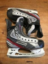 Bauer X3.0 Vapor Junior Ice Hockey Skates Size 2.5EE