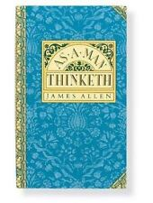 As A Man Thinketh James Allen Hardcover Used - Good