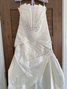 Wedding Dress Size 12 New