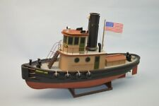 "24"" Jenny Lee Southern Harbor Tug Boat KIT Scale 1/32 DUMAS DUM1268"