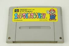Super Mario Collection SNES Nintendo Super Famicom From Japan