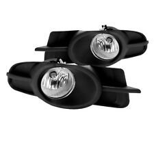Spyder Auto Mitsubishi Galant 2009-2012 Fog Lights W/ Wiring & Switch 5038494