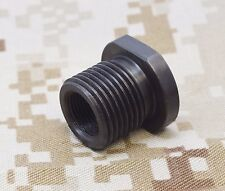 "1/2"" x 28 to 3/4"" x 16 Barrel Thread Adapter Made USA 5.56 Free Shipping #4075"