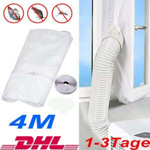 Klimaanlage Auslass Fensterabdichtung für mobile Klimageräte Ablufttrockner 4M