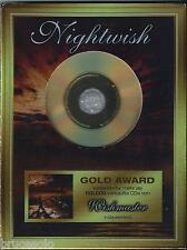 NIGHTWISH CD Wishmaster,Gold award edition -EPICA-WITHIN TEMPTATION-IRON MAIDEN