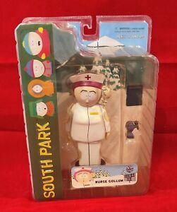 MEZCO South Park Nurse Gollum Figure Series 6 RARE