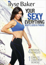 Su sexy todo menor entrenamiento de cuerpo DVD ilyse Horneador Nuevo Sellado