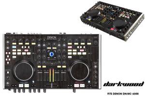 Skin Decal Wrap Denon DN MC 6000 DJ Controller Interface Pro Audio Part - DarkWD