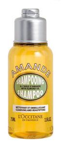 L'Occitane AMANDE Almond Oil Cleansing & Beautifying SHAMPOO Mini 75ml