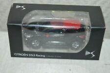 Norev 3 inches 1/54 Citroen Ds3 Racing 2013 bicolore Orange noire