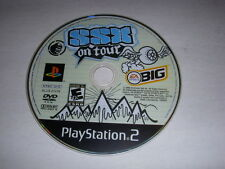 PS2, SSX on Tour Video Game, Used!