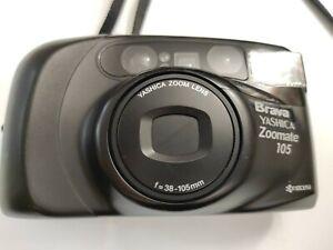 Máquina Fotografica Analógico Yashica Zoomate Brava 105 Kyocera