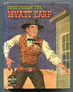 BLB Hugh O'Brian TV's Wyatt Earp Whitman 1644 VF 8.5