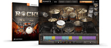 Toontrack Rock! EZX - EzDrummer 2 Expansion - Digital Delivery