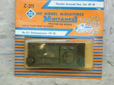 Roco Minitanks (New) Modern West German HS 30 Armored Personnel Carrier Lot 2340